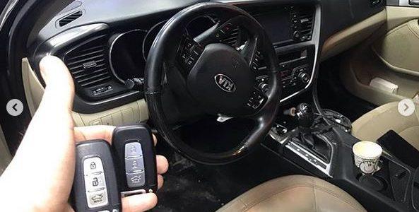 جلوگیری از سرقت اتومبیل