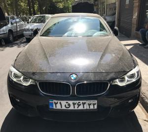 پروگرام ریموت برای BMW سری ۴۲۸ مدل ۲۰۱۵