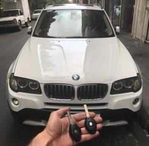 ساخت ریموت BMW و ساخت سوئیچ بی ام و