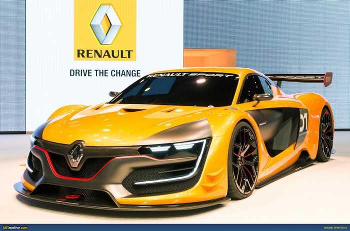 ساخت سوئیچ رنو Renault